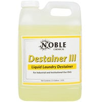 Noble Chemical 2.5 Gallon Destainer III   - 2/Case