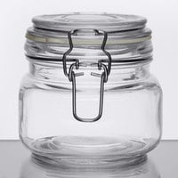 Anchor Hocking 98590R1 17 oz. Heremes Jar - 4/Case
