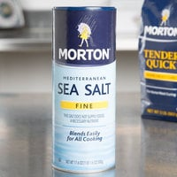 Morton 17.6 oz. Mediterranean Fine Sea Salt