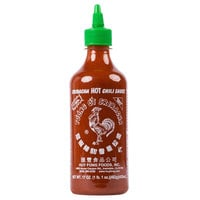 Huy Fong 17 oz. Sriracha Hot Chili Sauce - 12/Case
