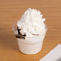 WNA Comet CDSPET8 8 oz. Classic Dessert Specialty Container / Sundae Cup - 1000/Case