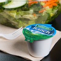 Hidden Valley 2 oz. Original Ranch Dressing Cup - 96/Case