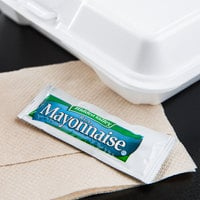 Hidden Valley 12 Gram Mayonnaise Packet - 200/Case