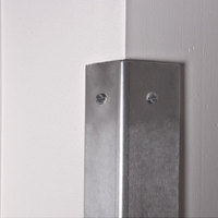 Advance Tabco CG-96 Wall Corner Guard - 2 inch x 96 inch