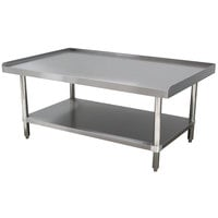 Advance Tabco ES-LS-305 30 inch x 60 inch Stainless Steel Equipment Stand