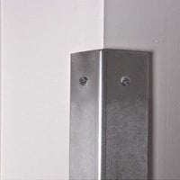 Advance Tabco CG-72 Wall Corner Guard - 2 inch x 72 inch