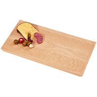 Cal-Mil 3496-2010-21 Oak Serving Board - 20 inch x 10 inch x 3/4 inch