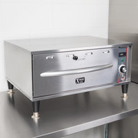 APW Wyott HDDi-1 Single Drawer Warmer - 120V