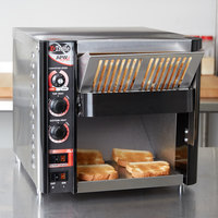 APW Wyott XTRM-2 10 inch Wide Conveyor Toaster with 1 1/2 inch Opening - 240V