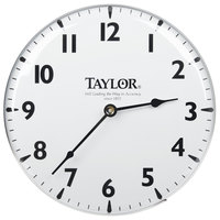 Taylor 166 12 inch Large Dial Patio Clock