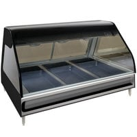 Alto-Shaam ED2 48/P Heated Display Case Self Service - Countertop with Legs 48 inch