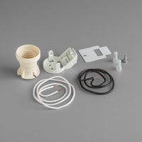 True 974812 Lamp Socket Replacement Kit for T, TA, TBB, TC, TDD, TG, TH, TM, TR, TS, and TSD Series