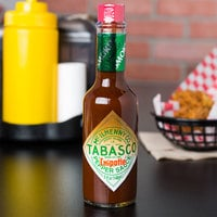 TABASCO® 5 oz. Chipotle Pepper Hot Sauce - 12/Case