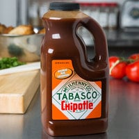TABASCO® 64 oz. Chipotle Pepper Hot Sauce