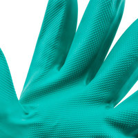 Nitrile Glove Flock Lined 15 Mil Extra Large - Pair   - 12/Pack