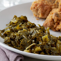 Chopped Collard Greens - #10 Can - 6/Case