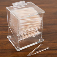 Cal-Mil 304 Classic Wrapped Toothpick Dispenser - 4 1/4 inch x 3 1/2 inch