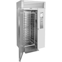 Traulsen TBC2H-7 Spec Line 2 Rack Remote Cooled Roll-In Blast Chiller - Left Hinged Door