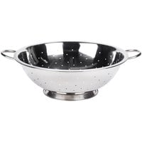13 Qt. Stainless Steel Colander with Base and Handles