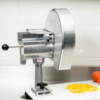 Nemco 55200AN-8 Easy Slicer with 1/4 inch Fixed Cut Fruit / Vegetable Slicer