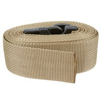 Cambro UTHSTP000 200 inch Beige Utility Truck Strap