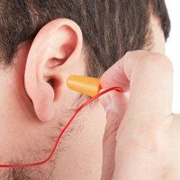 Corded Earplug Pair - 100/Box