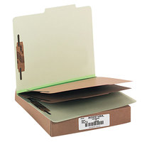 Acco 15046 Letter Size Classification Folder - 10/Box