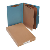 Acco 16026 Legal Size Classification Folder - 10/Box