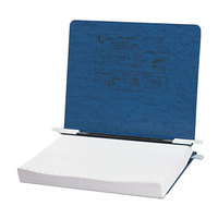 Acco 54123 Letter Size Side Bound Hanging Data Post Binder - 6 inch Capacity with 2 Fasteners, Dark Blue