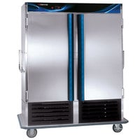 Cres Cor R-171-SUA-20E ChillTemp Two Door Refrigerated Cabinet - 120V, 1/3 hp