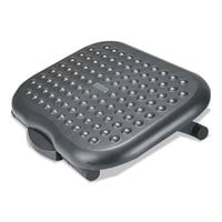 Alera ALEFS212 Black Relaxing Adjustable Footrest