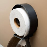 Lavex Janitorial 2-Ply Jumbo Toilet Paper Roll with 9 inch Diameter - 12/Case