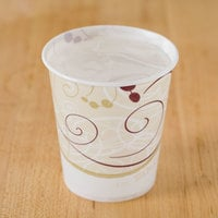 Solo R53-J8000 Symphony 5 oz. Wax Treated Paper Cold Cup - 3000/Case