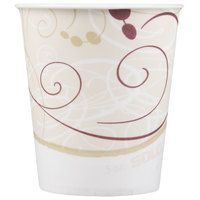 Dart Solo R53-J8000 Symphony 5 oz. Wax Treated Paper Cold Cup - 3000/Case