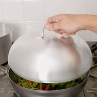 Vollrath 68121 Stir Fry Domed Cover - 11 inch
