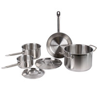 Vollrath 3822 Deluxe 7 Piece Optio Cookware Set