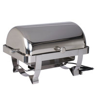 Vollrath 46529 9 Qt. Orion Retractable Electric Chafer Full Size 120V