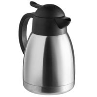 Choice 40 oz. Insulated Thermal Coffee Carafe