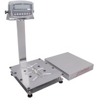 Cardinal Detecto EB-150-190 150 lb. Electronic Bench Scale with 190 Indicator and Tower Display, Legal for Trade