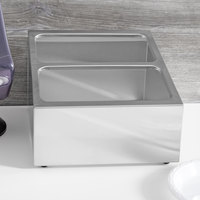 Stainless Steel Condiment Packet Holder