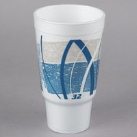Dart 32AJ20E 32 oz. Impulse Foam Travel Cup - 400/Case