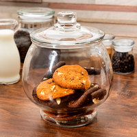Anchor Hocking 88749R2 1/2 Gallon Glass Jar with Glass Lid