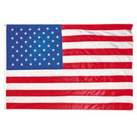 Advantus MBE002220 U.S.A. Flag - 4' x 6' Heavy Weight Nylon All-Weather Outdoor