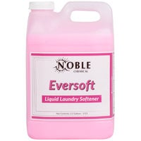 Noble Chemical 2.5 Gallon ASOFT Eversoft Liquid Laundry Softener - 2/Case