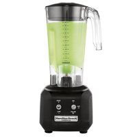 Hamilton Beach HBB250R Rio 3/4 hp 44 oz. Bar Blender - 120V