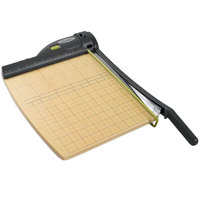 Swingline 9712A ClassicCut 12 inch Square 15 Sheet Guillotine Paper Trimmer with Laser Light