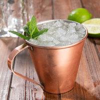Acopa Alchemy 18 oz. Tapered Copper Moscow Mule Mug