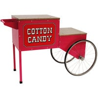 Benchmark USA 30090 Cotton Candy Cart