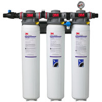 3M Water Filtration Products DF290-CL Dual Flow Water Filtration System - .2 Micron Rating and 7.66 GPM