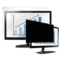 Fellowes 4807001 PrivaScreen 21 1/2 inch 16:9 Widescreen LCD / Notebook Privacy Filter